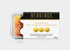 Berringa™ Pure & Natural Honeycomb