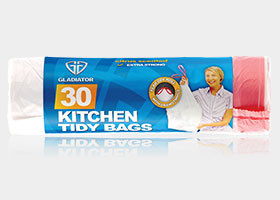 Gladiator Kitchen Tidy Bags