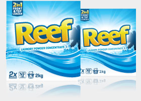 Reef Laundry Powder Concentrate