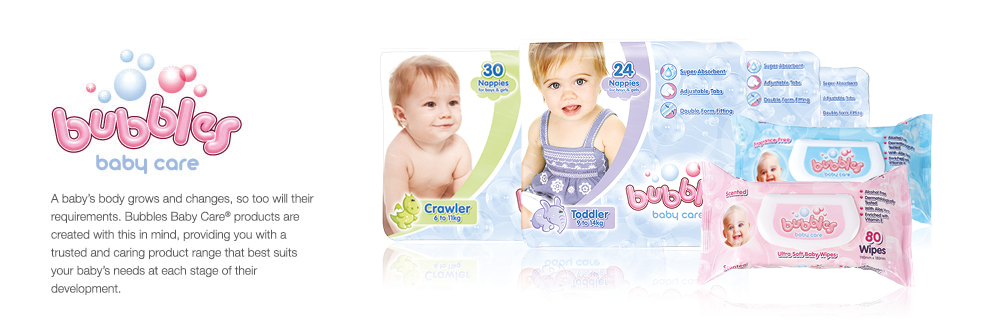 bubbles baby care